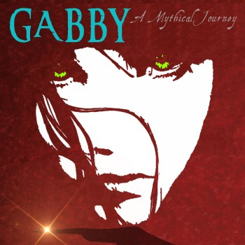 Gabby The Flying Girl - A Novel by Alan Stephenson